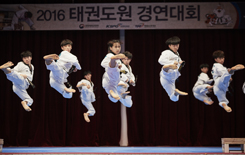 Taekwondowon, the shrine of Taekwondo, makes the leap for a big global breakthrough